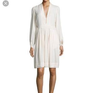 057cf72a6b Isabel Marant Dresses - Isabel marant Neil crepe ivory dress
